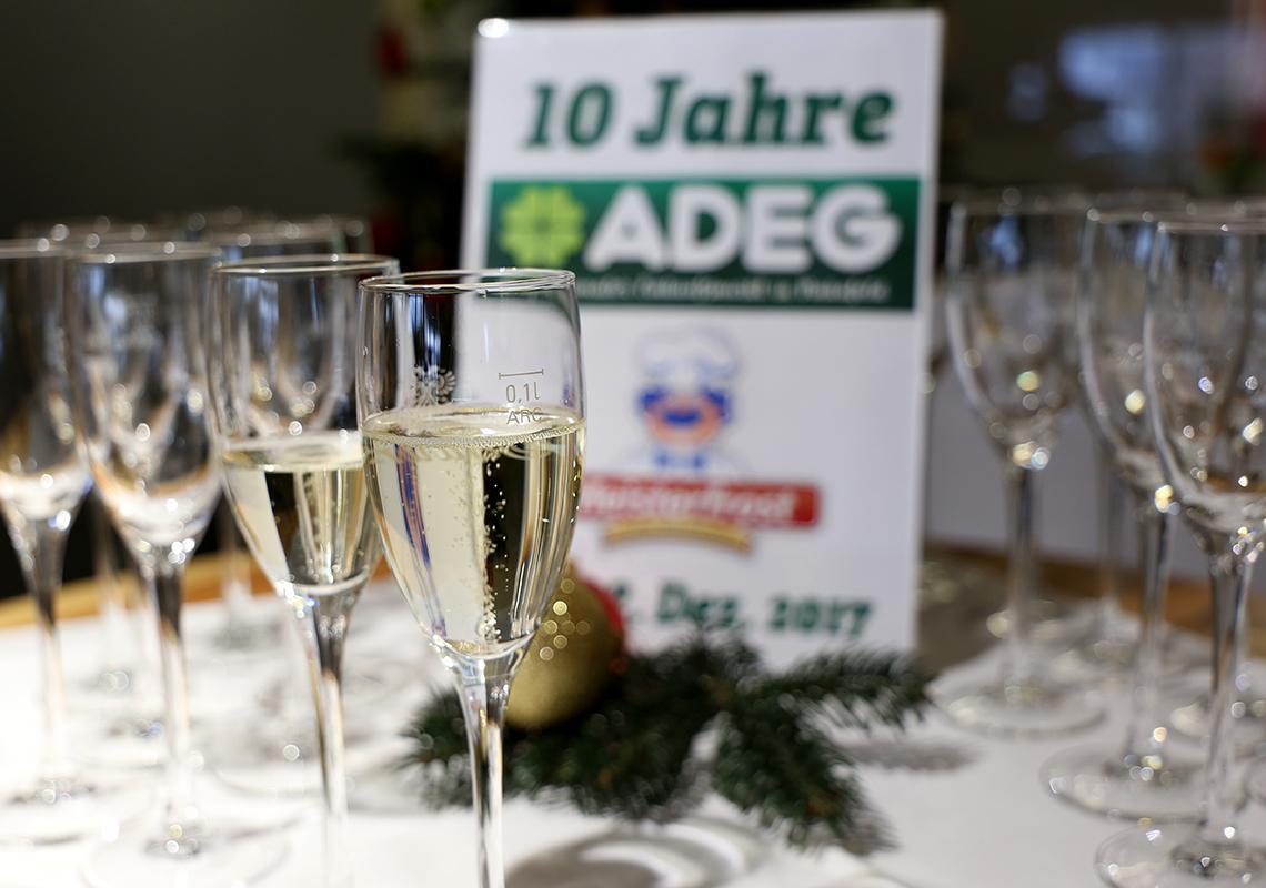 Adeg Meisterfrost Pinkafeld feiert 10 Jahre