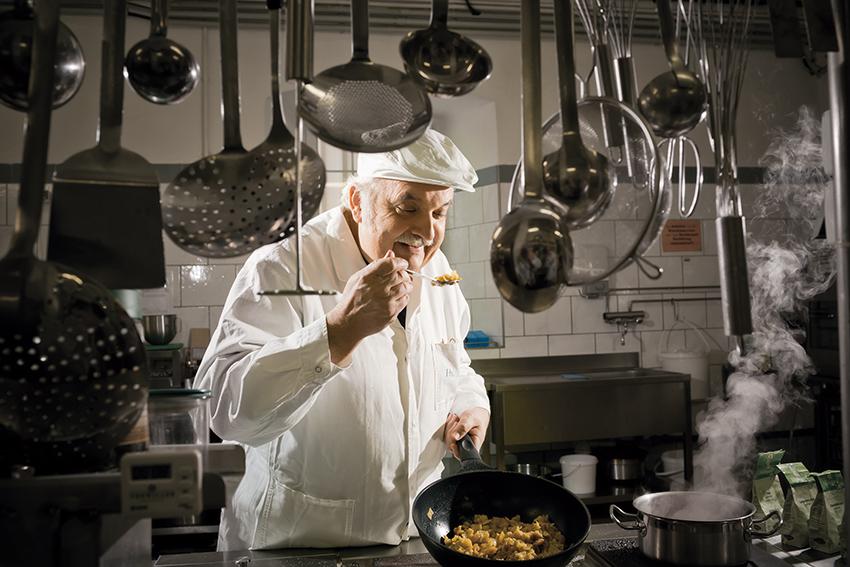Emmerich Böhm, Firmengründer Firma Meisterfrost Tiefkühlkost aus Österreich